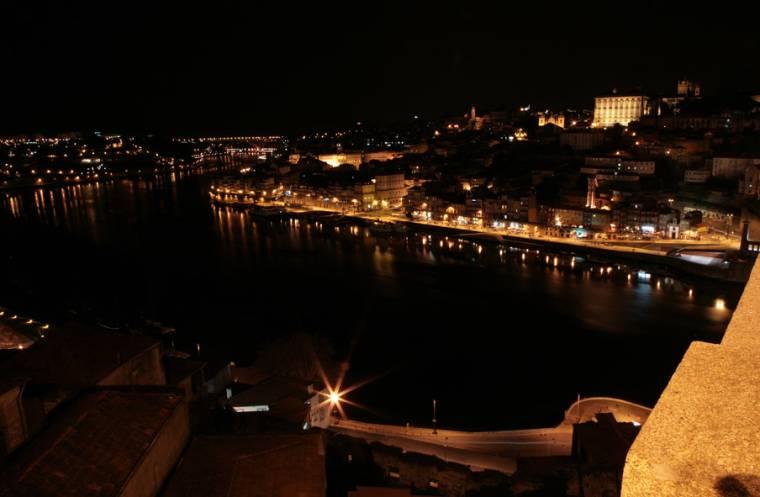 River Douro at Night