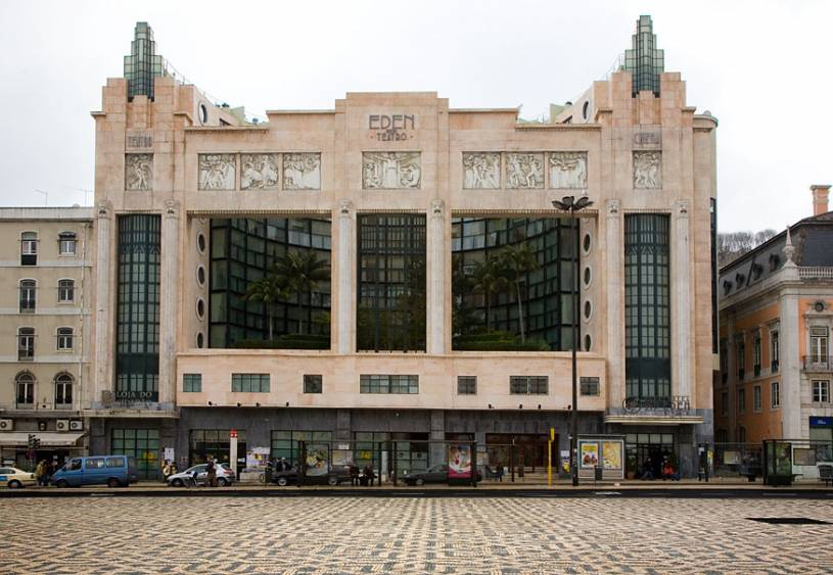 Eden Teatro - Lisbon