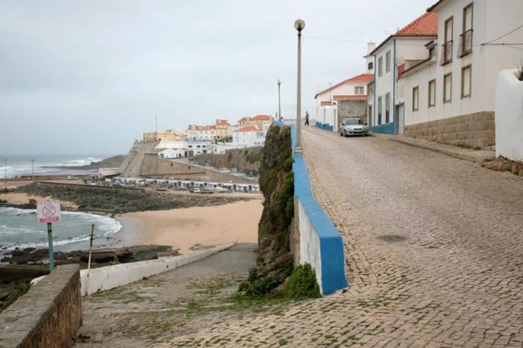 View of Pria do Peixe - Ericeiera