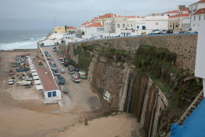 Ericeira - Fisherman's Beach and Harbour