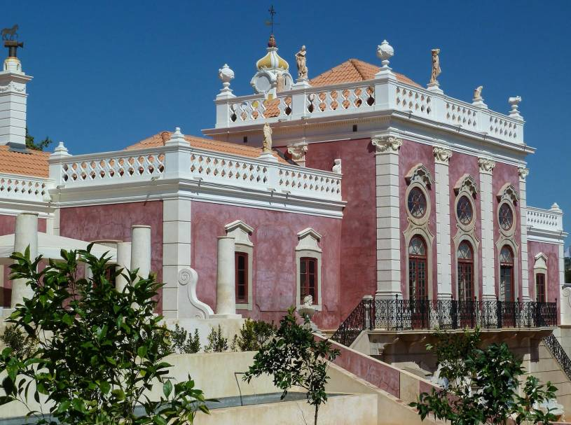 Palácio do Visconde de Estoi