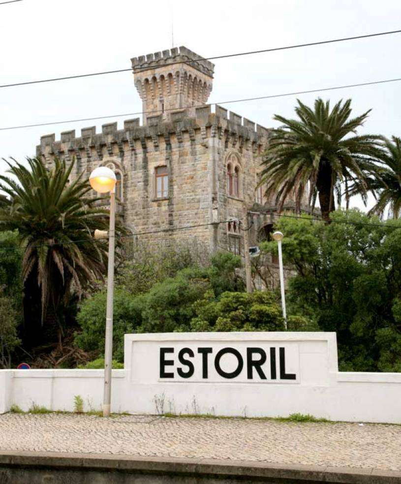 Estoril Train Station
