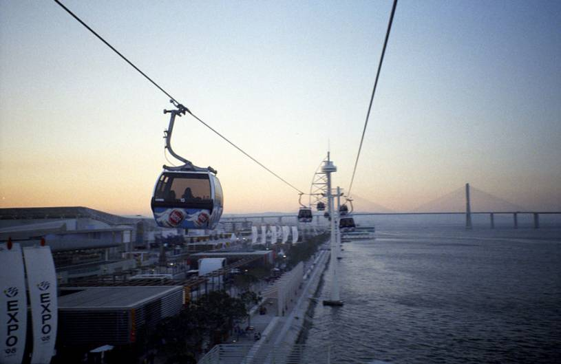 Expo Cable Cars