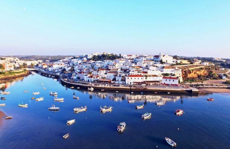 Ferragudo - Algarve, Portugal