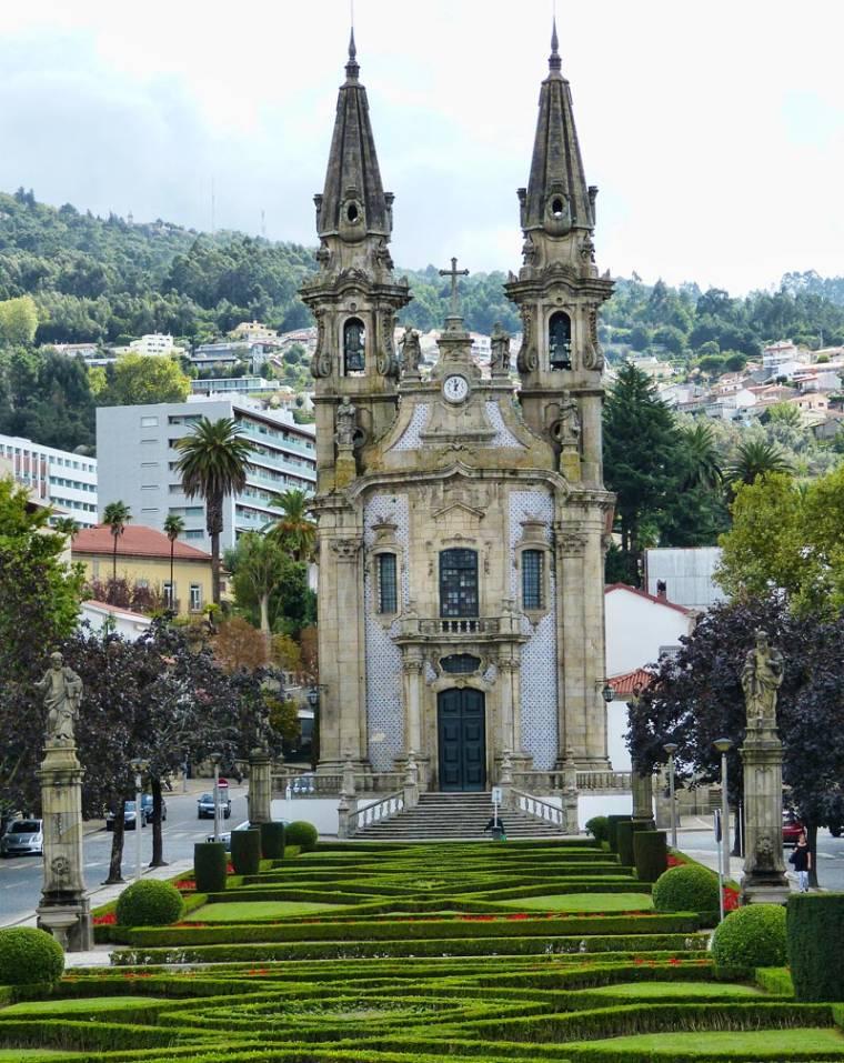 Igreja de Nossa Senhora da Consolação - Guimarães