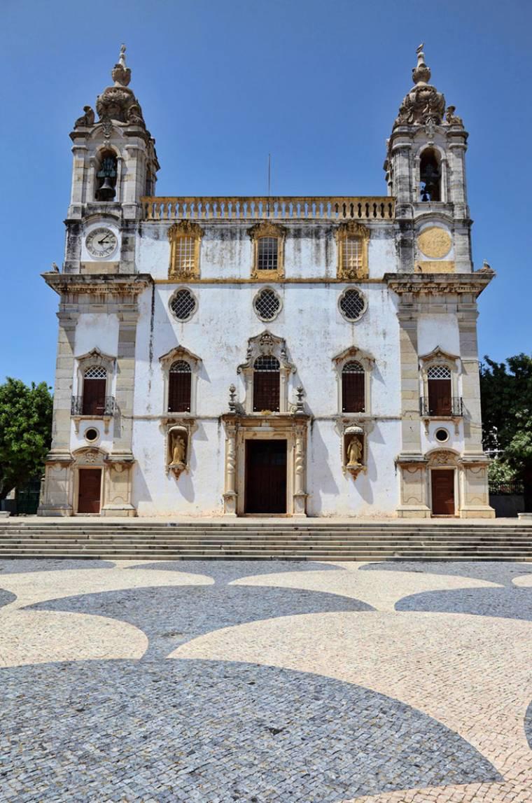 Igreja do Carmo, Faro