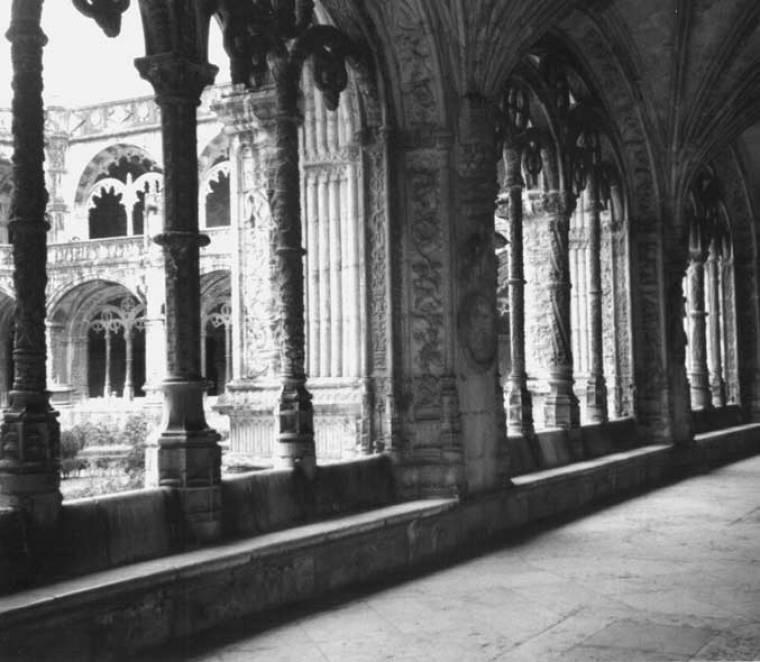 Jeronimos Monastery Quadrant