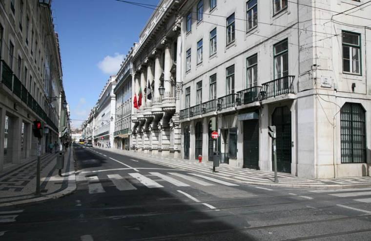 Rua do Ouro - Lisbon