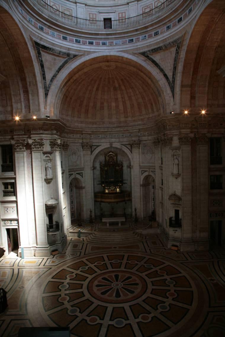 National Pantheon - Interior