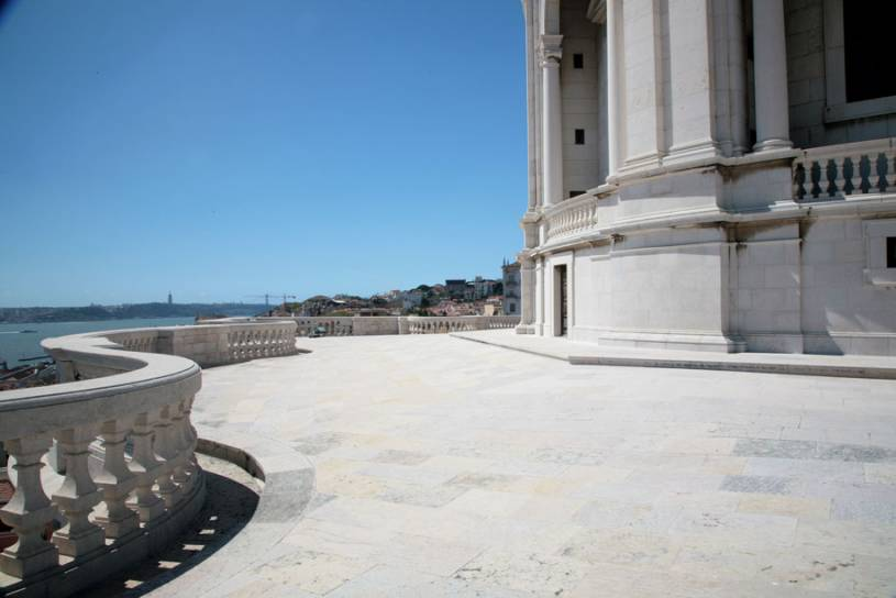 Roof Terrace - National Pantheon