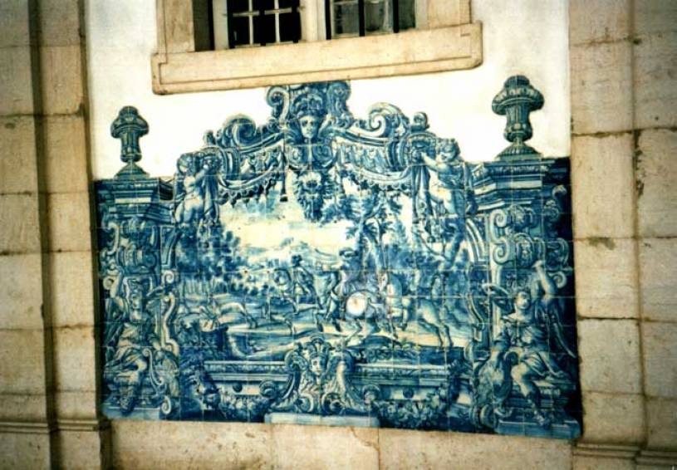 Lisbon Azelejos