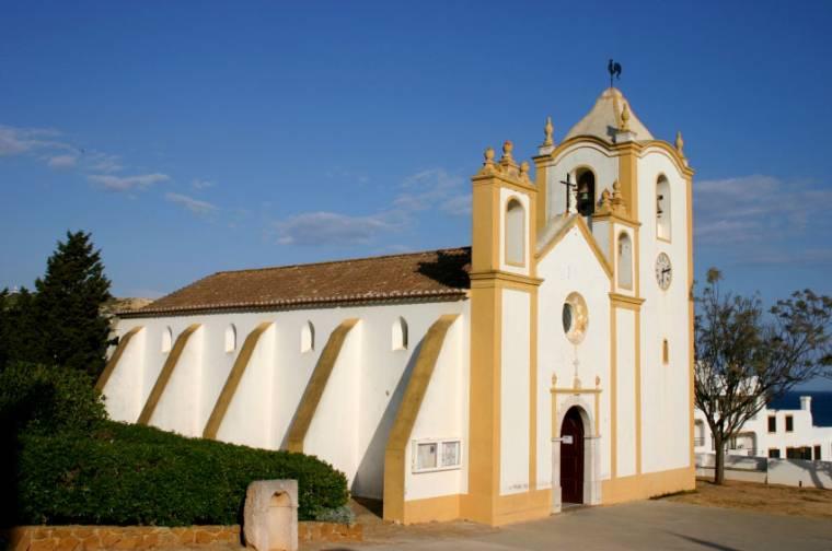 Church of Nossa Senhora da Luz