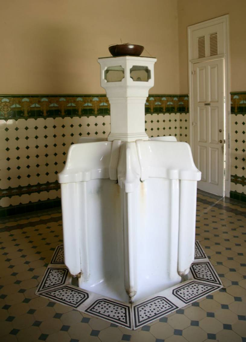 Ornate Urinal - Porto