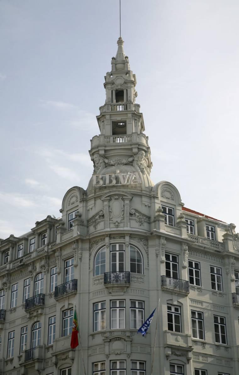 Porto - Avenida dos Aliados Building