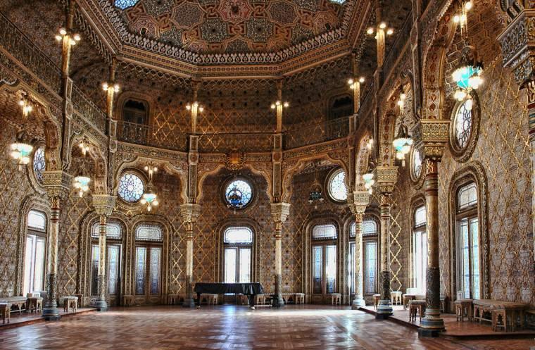 Palacio da Bolsa interior