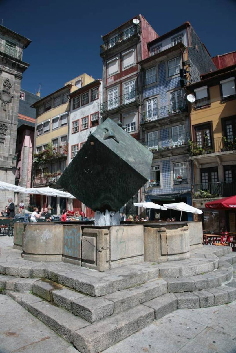 The Cube - Praca da Ribeira - Porto