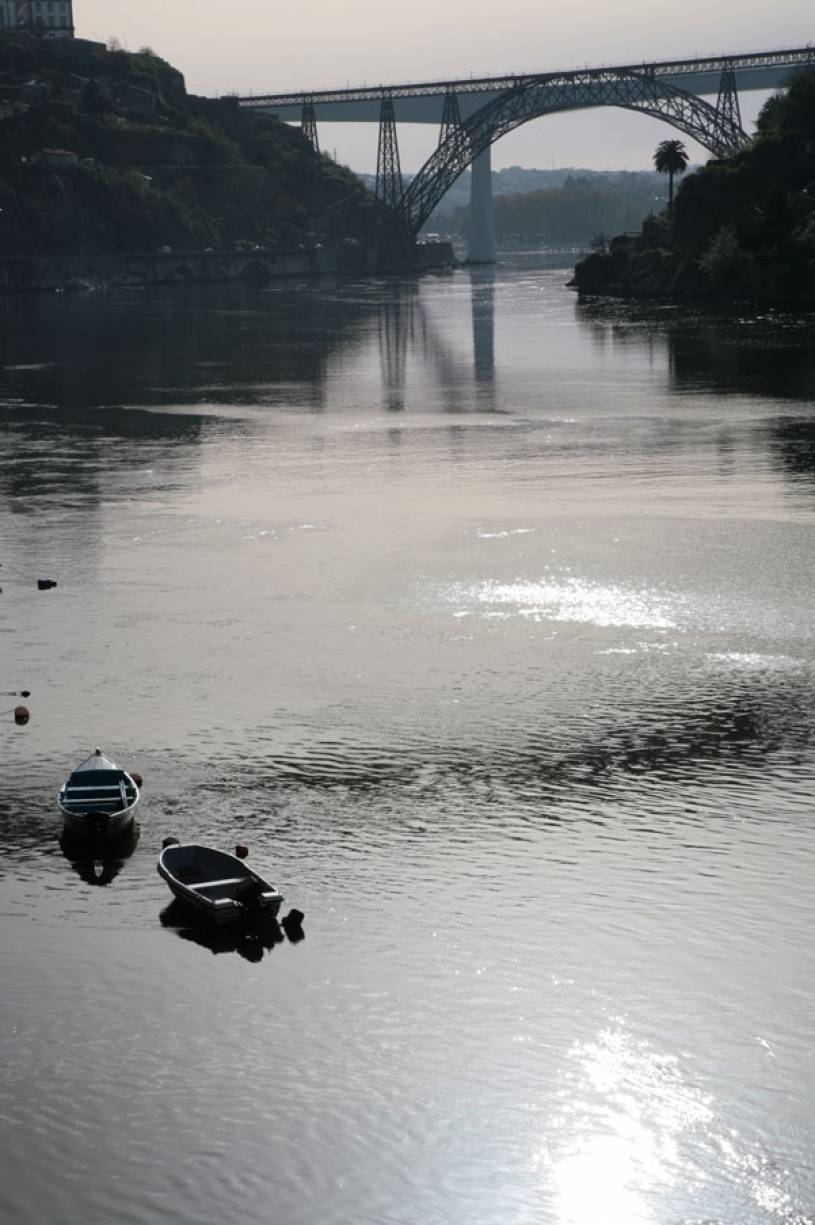 River Douro, Early Morning - Porto