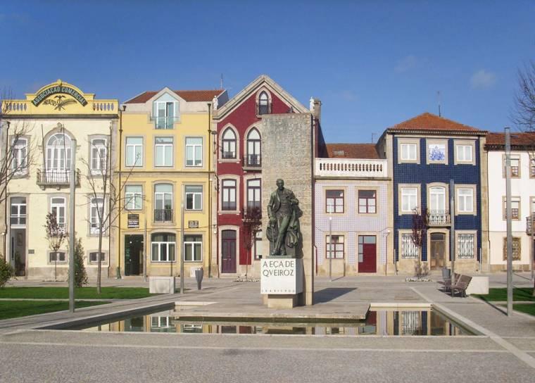 Praça do Almada - Póvoa de Varzim