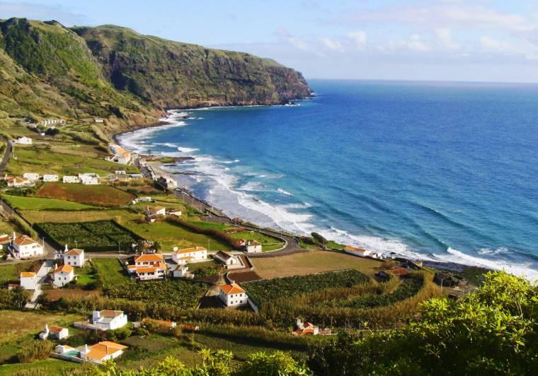 Praia Formosa - Santa Maria, Azores