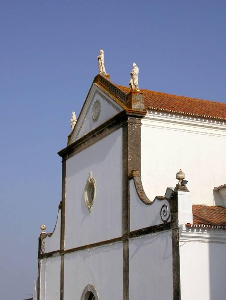 Sao Bras de Alportel Church