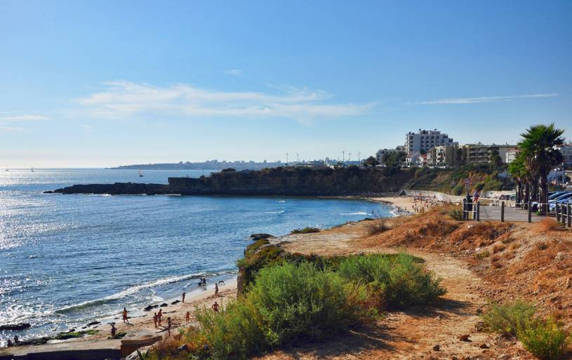 São Pedro do Estoril Beach