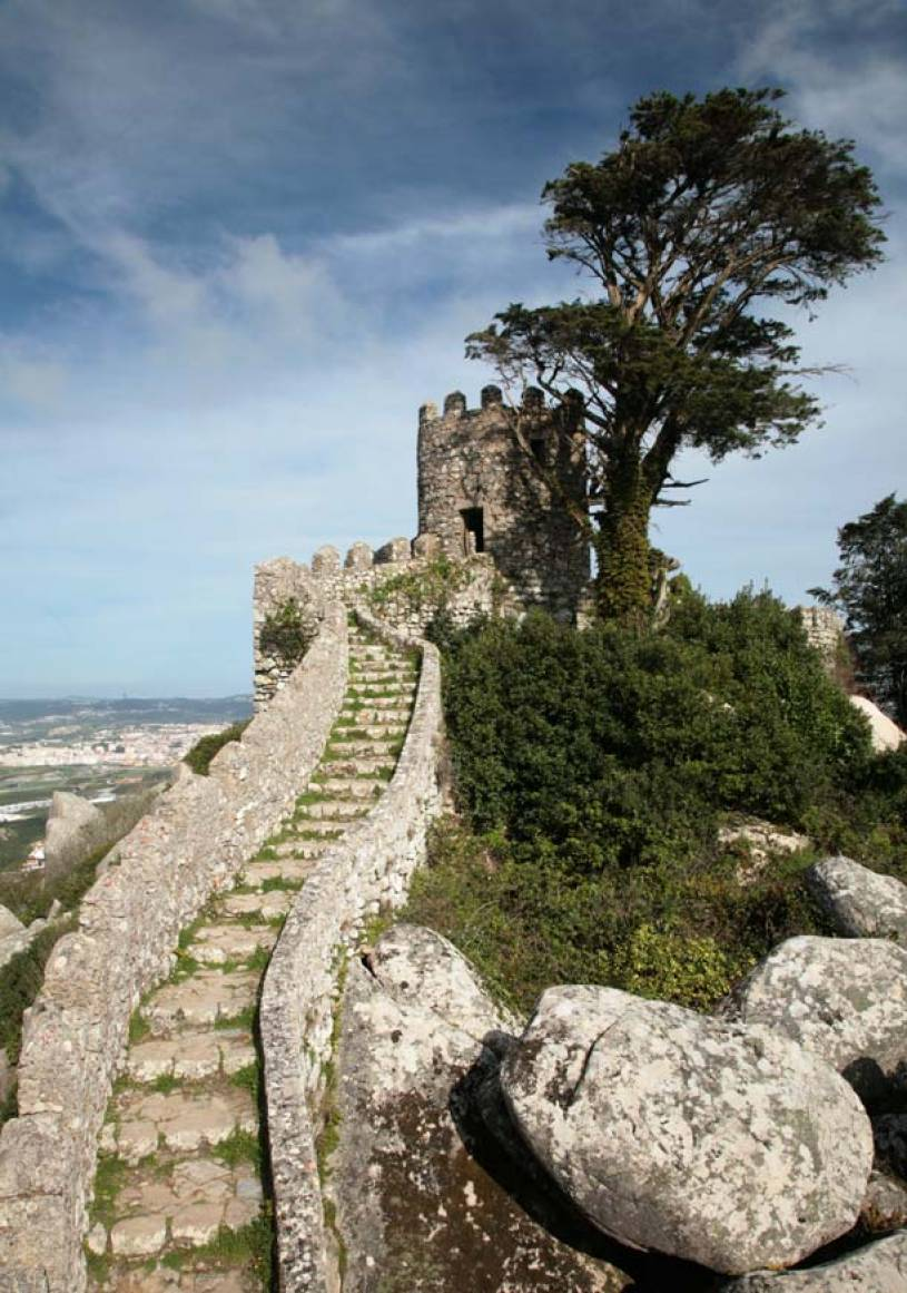 Moorish Castle Turret - Sintra