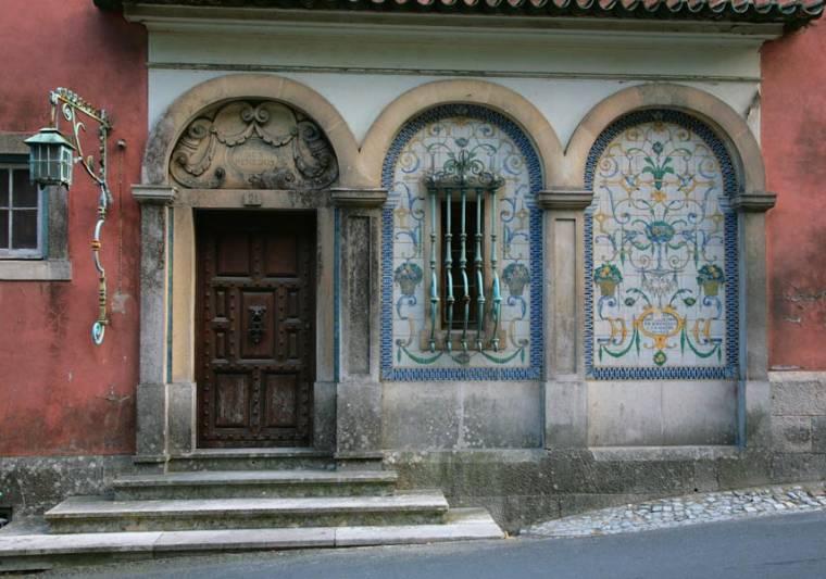 Sintra House Facade