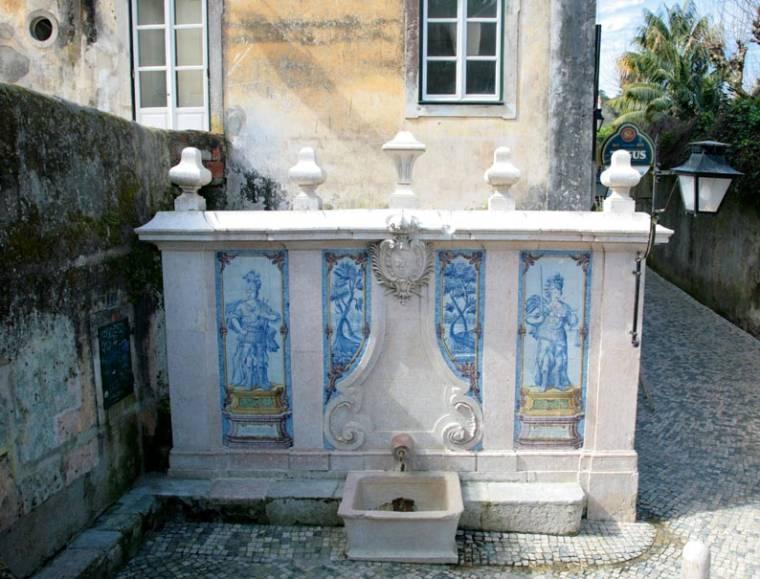 Fonte Pipa - Sintra