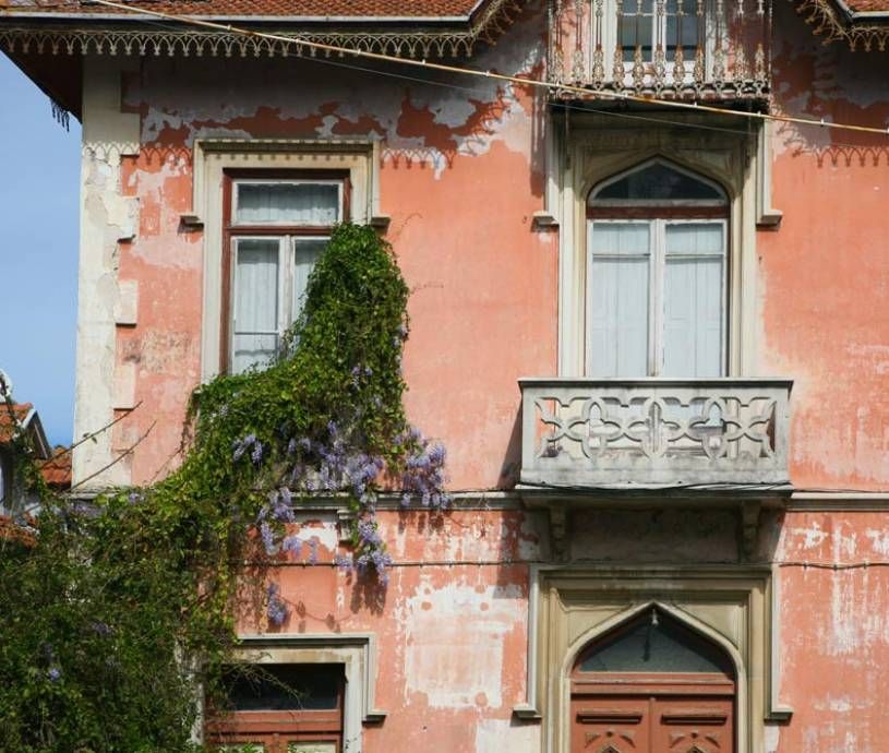 Sintra House Detail