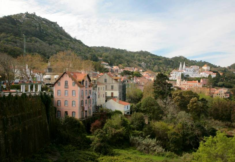 View Towards Historic Sintra
