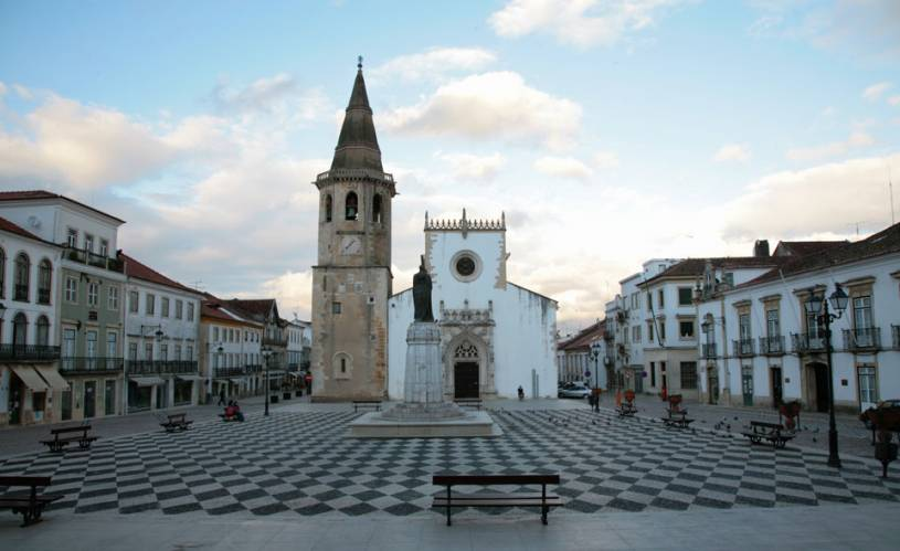 Tomar Town Square