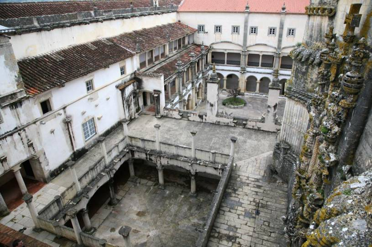 Cloisters - Convento de Cristo - Tomar