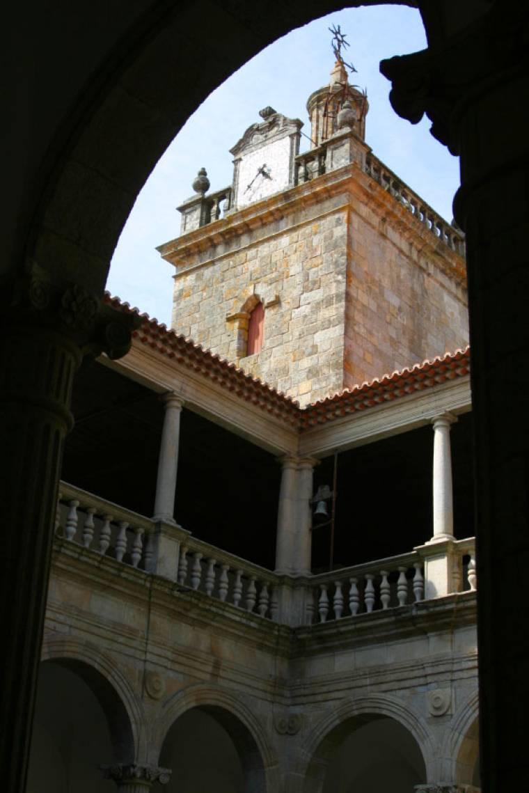 Viseu Cathedral (Se) Cloisters