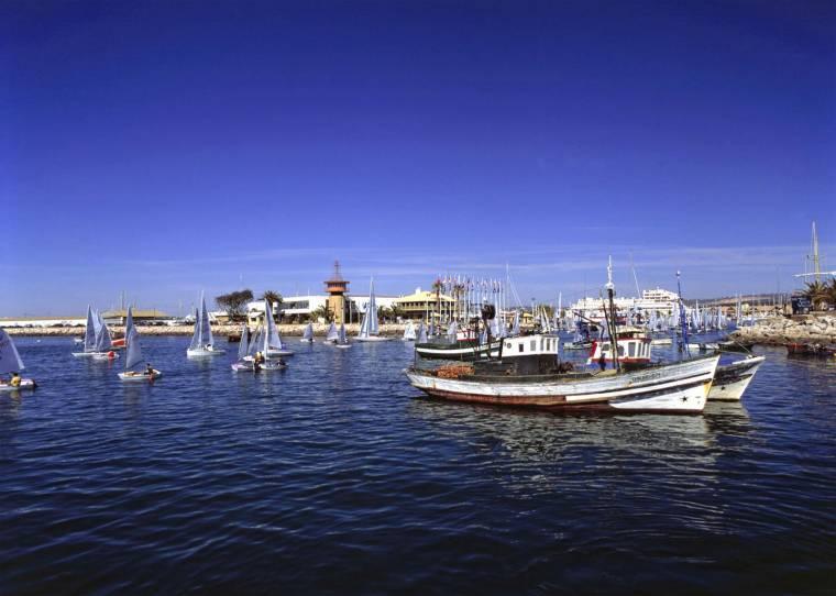 Fishing boats - Vilamoura Marina